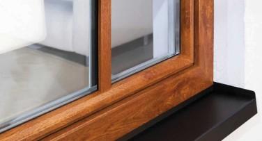 عرضه کننده پنجره های طرح چوب