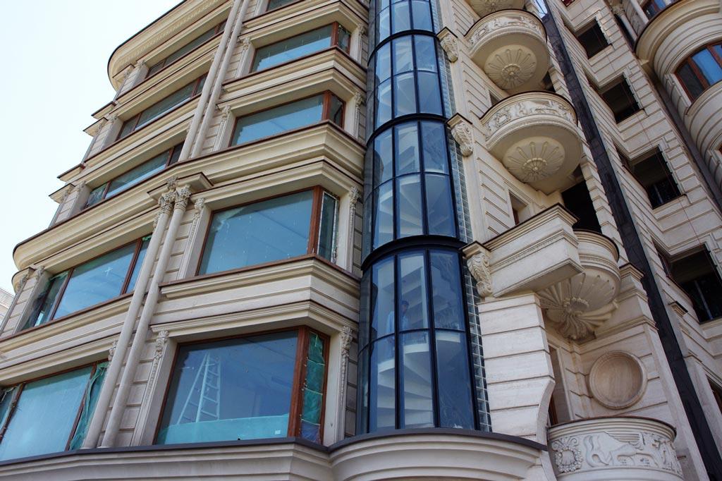 پنجره UPVC دوجداره