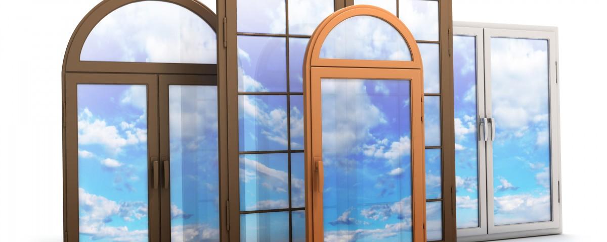 رنگ پنجره دوجدار