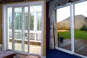 درب و پنجره دوجداره فول واگنی