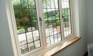 پنجره دوجداره استاندارد