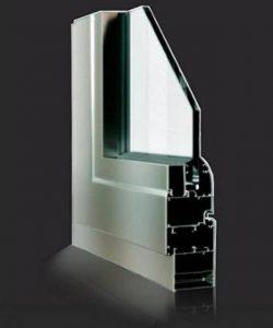 پنجره المینیومی