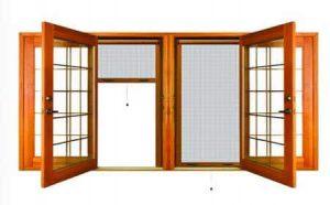 پنجره چندجداره