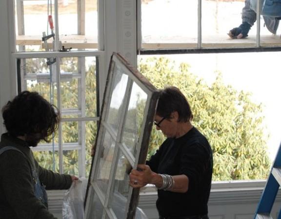 تعویض پنجره
