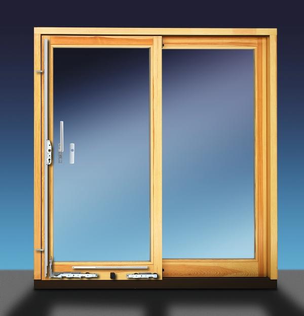 فروش پنجره دوجداره upvc هافمن کشویی