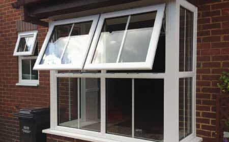 پنجره سرتاسری عایق نور سرما گرما چه شرکتی تولید میکند