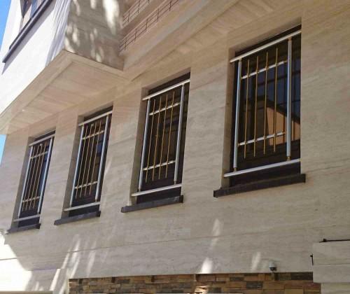 قیمت پنجره لاهیجان با حفاظ عایق صدا بو