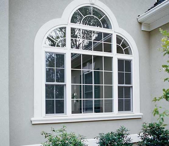 پنجره با اشکال خاص
