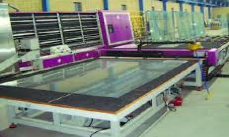 تولید شیشه چند جداره صنعتی