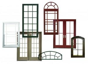 طرح پنجره دوجداره یو پی وی سی