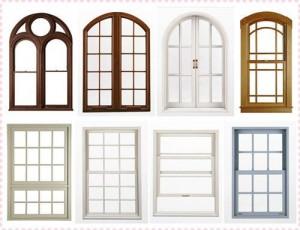 طرح و مدل پنجره دوجداره