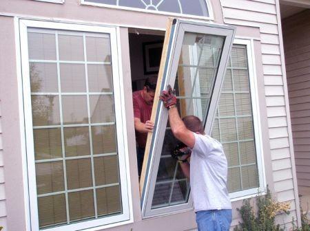 تعمیرات تخصصی پنجره دوجداره upvc در کرج