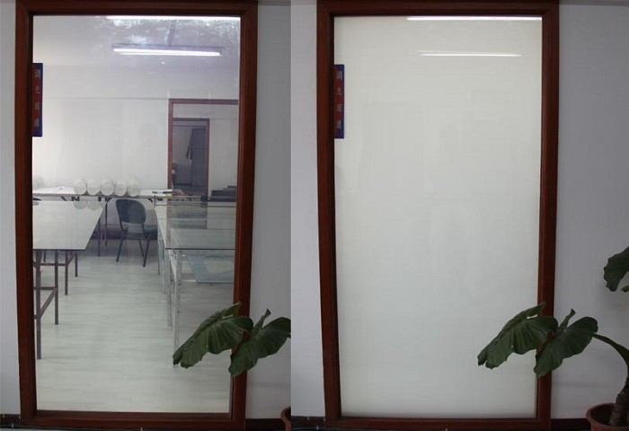شیشه هوشمند