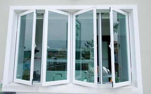 قیمت انواع درب پنجره دوجداره upvc وین تک