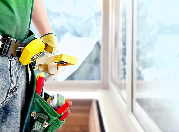 تعمیرات تخصصی درب و پنجره دوجداره و آلومینیومی