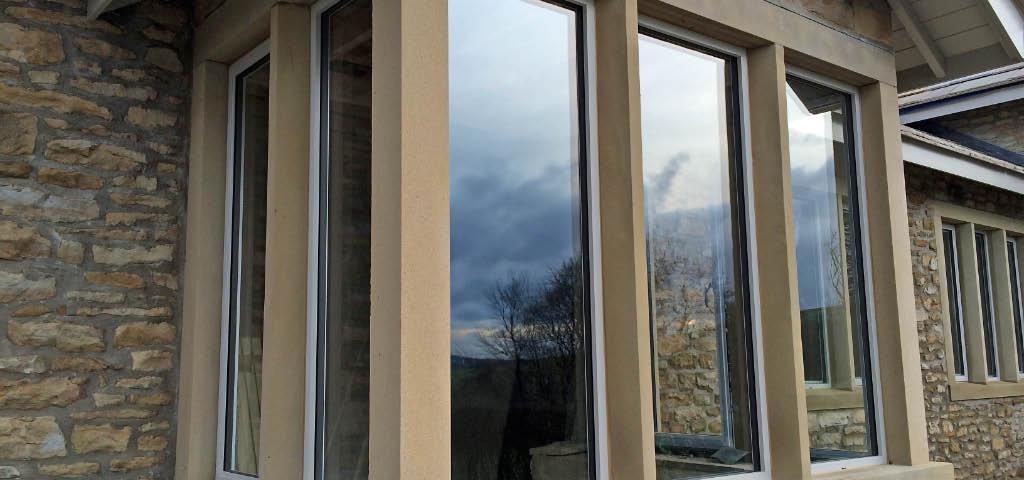 تعویض و نصب پنجره دوجداره یو پی وی سی