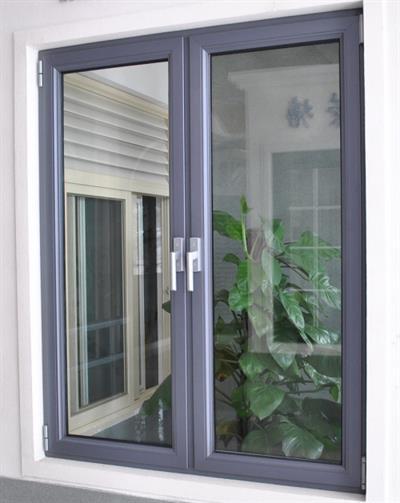 فروش پنجره آلومینیومی لولایی ترمال بریک