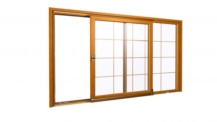 پنجره طرح سنتی طلایی