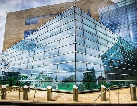 خصوصیات شیشه دوجداره رفلکس