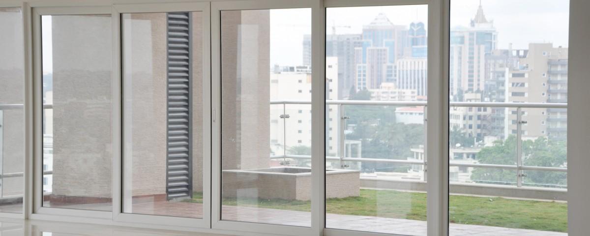 قیمت فروش پنجره دو جداره یو پی وی سی ویستا بست