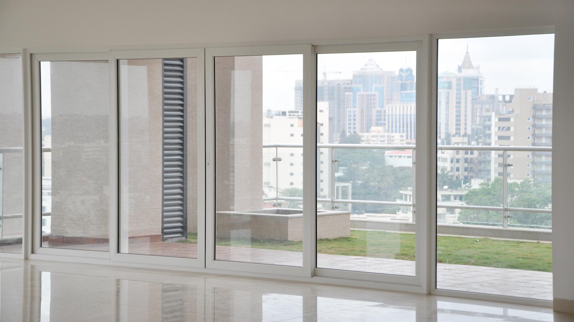 پنجره قدی