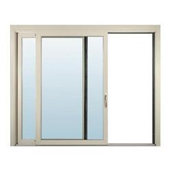 کاربرد پنجره با پروفیل چوب در دکوراسیون آشپزخانه